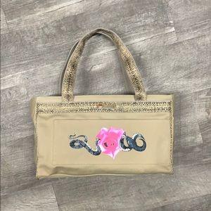 Roberto Cavalli freedom bag